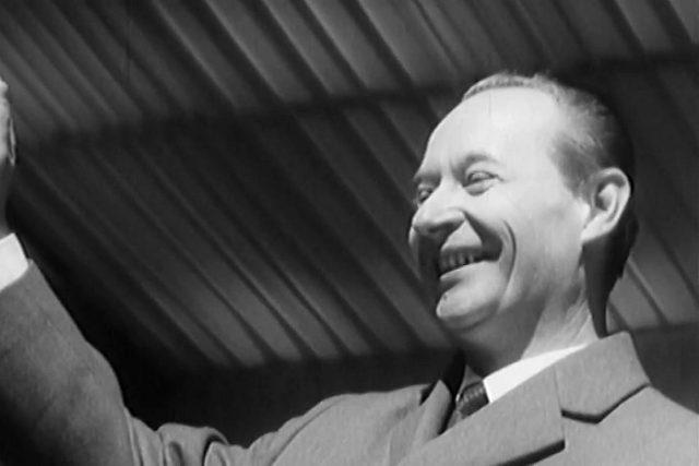 Alexander Dubček v roce 1968 | foto:  Česká televize